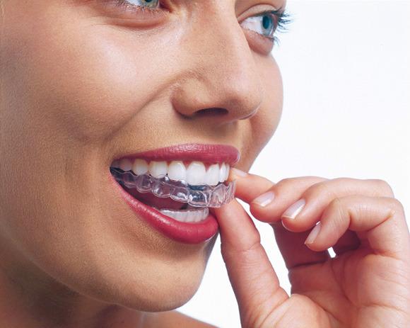 lažno pušenje zuba