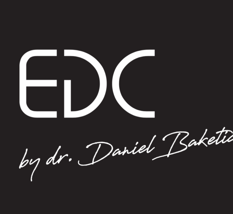 EDC logo black