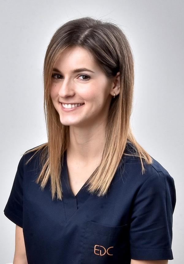Magdalena Ivančić, dr. EDC tim