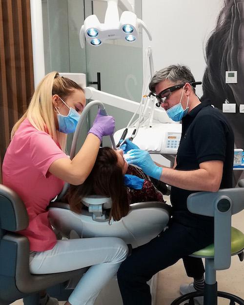 EDC, Centar estetske stomatologije stomatološke usluge, liječenje